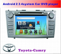 Toyota Camry Special Android Car DVD player