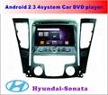 现代索纳塔安卓系统专用车载DV