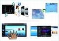 现代索纳塔安卓系统专用车载DVD播放器 3