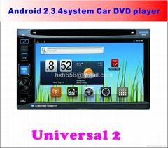 安卓系统通用车载DVD播放器