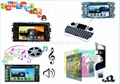 Android System Universal Car DVD Player 2