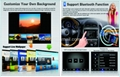 伊兰特最新安卓系统车载DVD播放器 2
