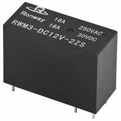 Power relay RWM3 (14F)