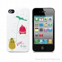 苹果4s手机外壳