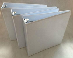 "2""O Shape 3 Ring Binder With Clear Pocket"