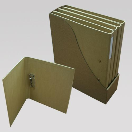 Paper Ring Binder 1
