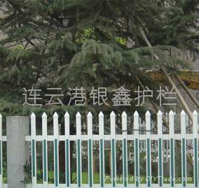 塑钢护栏 1