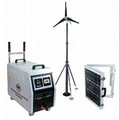 1500W solar & wind power system (UPS series)