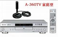 東方聯星家用型無線電視信號接收器