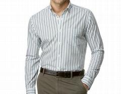 Uniform shirt men's long sleeve shirt