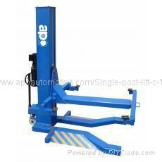 single post lift (LM1SP-25)
