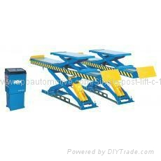 LM3DPS-35/45/55 double-level platform scissor lift