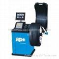 Passenger Car Wheel balancer APO-9028AW