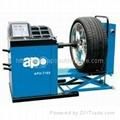 Truck Wheel balancer APO-T185 manual