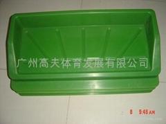 高爾夫塑料發球盒