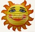 Lantern of model of the sun