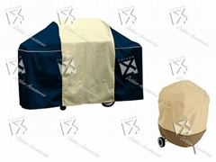 2-tone Polyester BBQ Grill Cover