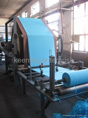 crepe paper machinery
