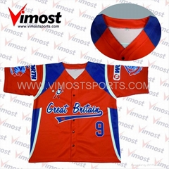Baseball Jacket Custom Youth baseball Jersey