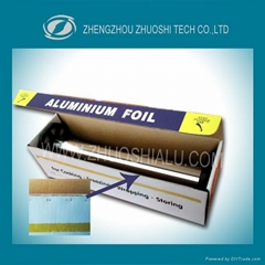 household aluminum foil for food packaging aluminum foil manufacture food foil