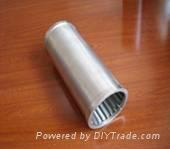 Reflexed sieve tube