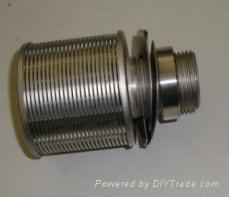 V-wire Strainer