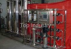 Red wine, fruit wine filtration equipment