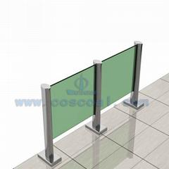 铝护栏栏杆