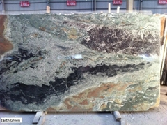 green jadeite granite slab
