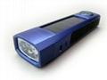 太陽能手電筒 5LED塑膠指南