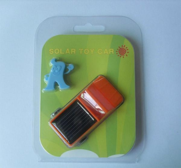 太陽能玩具 2