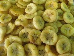 Dried Banana Chip