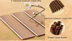 Oxygen-Free Copper(Tin-plated) Busbar