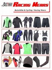 Motorbike & Cycling Wears