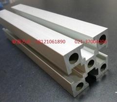 4040F工业铝型材 流水线型材 铝型材 工作台 框架货架