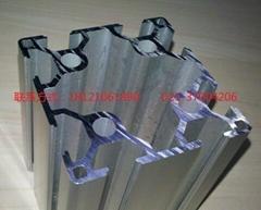 6060铝型材 工业流水线型材 工作台铝型材 工业铝型材