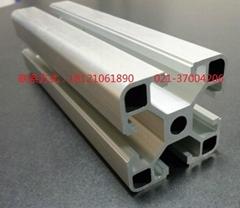 4040工业铝型材 铝型材 流水线铝型材 工作台 机械外罩 框架货架