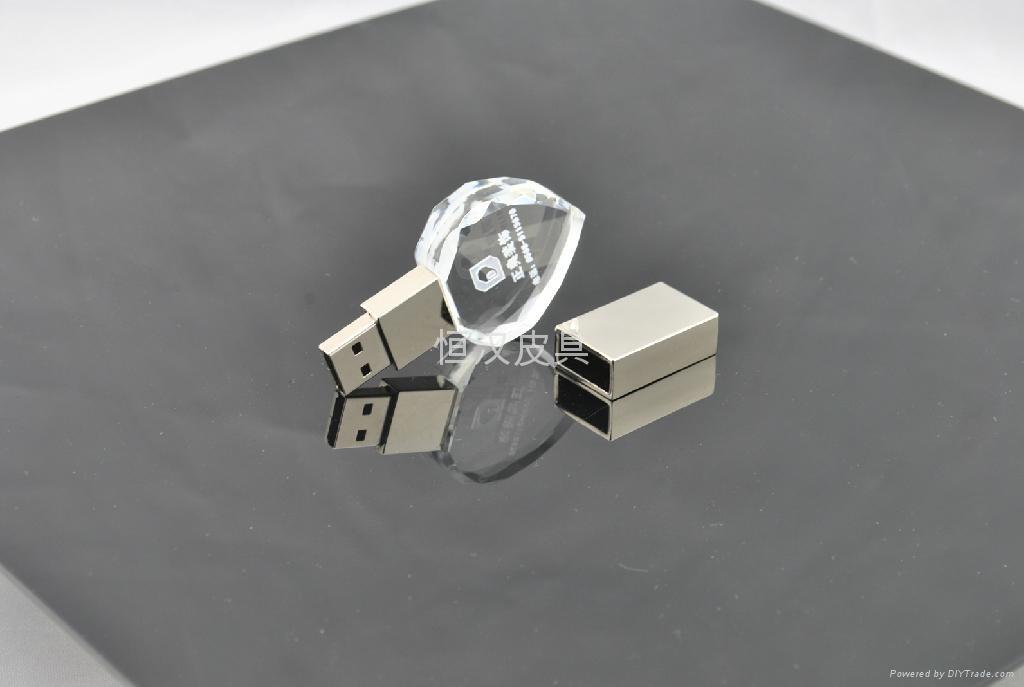 水晶u盤外殼 3