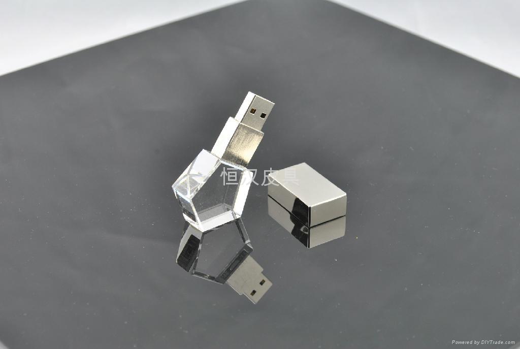 水晶u盤外殼 4