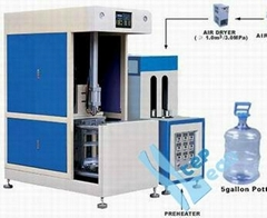 Stretch Blow Molding Machine for 5 Gallon Bottles