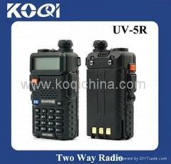 baofeng uv 5r two way radio