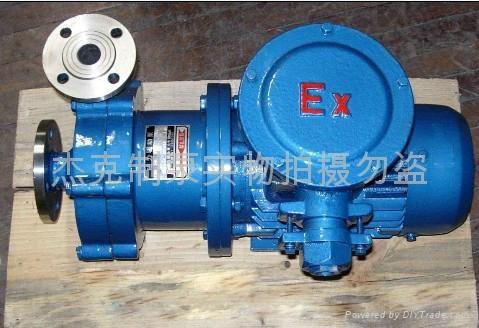 8 产品用途:    磁力泵结构紧凑,外形美观,体积小,噪音低,运行可靠
