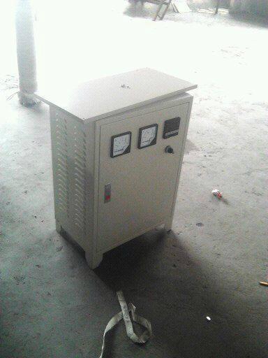 不锈钢节能电磁加热器 2