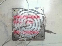 橡胶输送带电磁加热系统