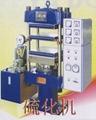 硫化機硅膠制品節能電磁加熱器 2