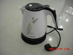plastic electric kettle