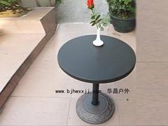 大连户外咖啡厅桌椅