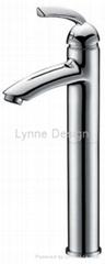 Raised Basin faucet