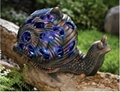 Solar Snail Mosquito Bug Zapper By
