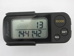 2 rows 3D+usb pedometer